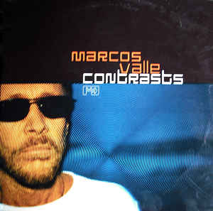 MARCOS VALLE - Contrasts cover