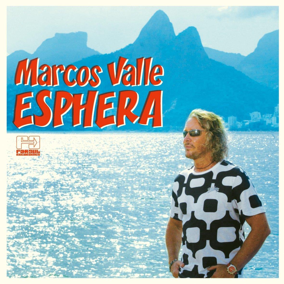 MARCOS VALLE - Esphera cover