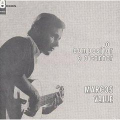 MARCOS VALLE - O compositor e o cantor cover