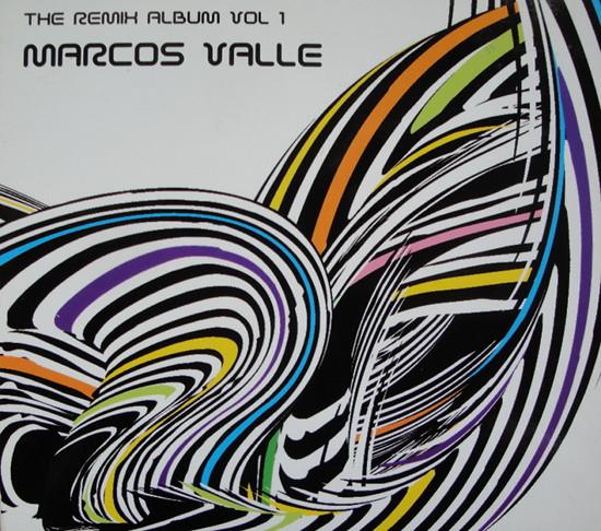 MARCOS VALLE - The Remix Album Vol 1 cover