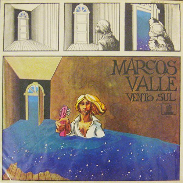 MARCOS VALLE - Vento Sul cover