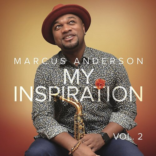 MARCUS ANDERSON - My Inspiration Vol. 2 cover