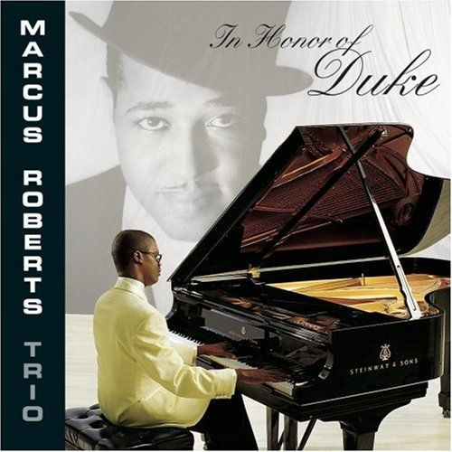 MARCUS ROBERTS - In Honor of Duke cover