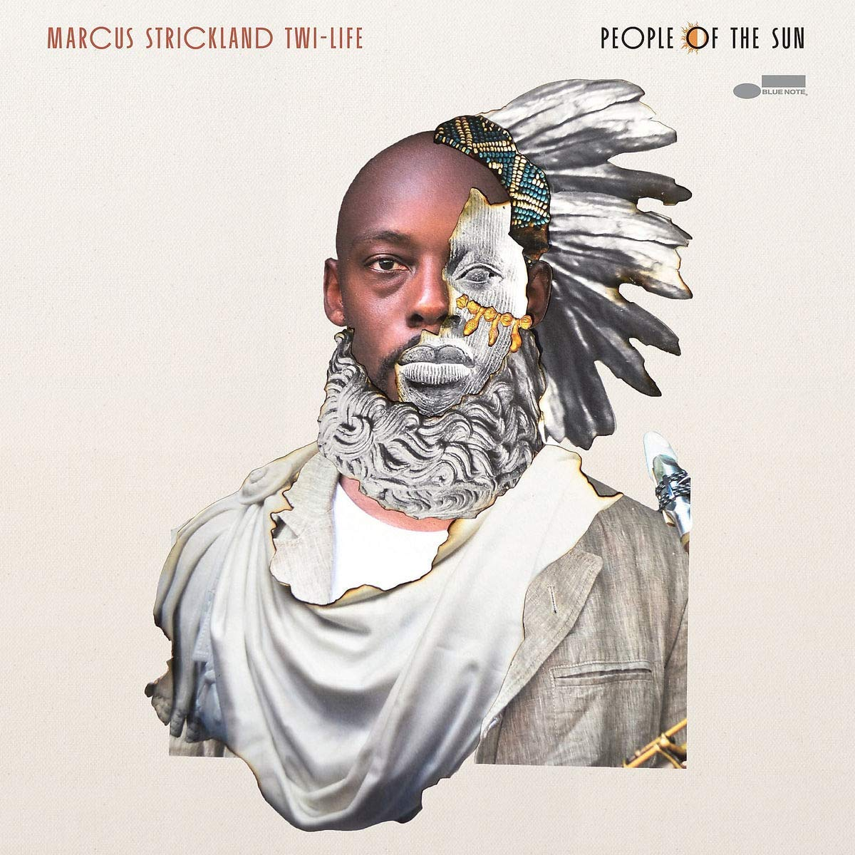 MARCUS STRICKLAND - Marcus Strickland Twi-Life : People Of The Sun cover
