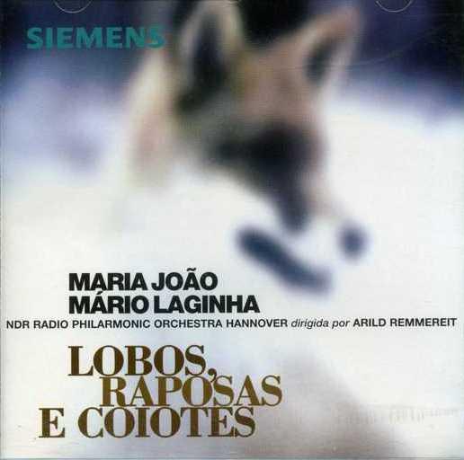 MARIA JOÃO - Lobos, Raposas E Coiotes cover