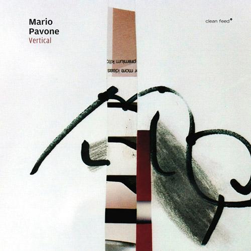 MARIO PAVONE - Vertical cover