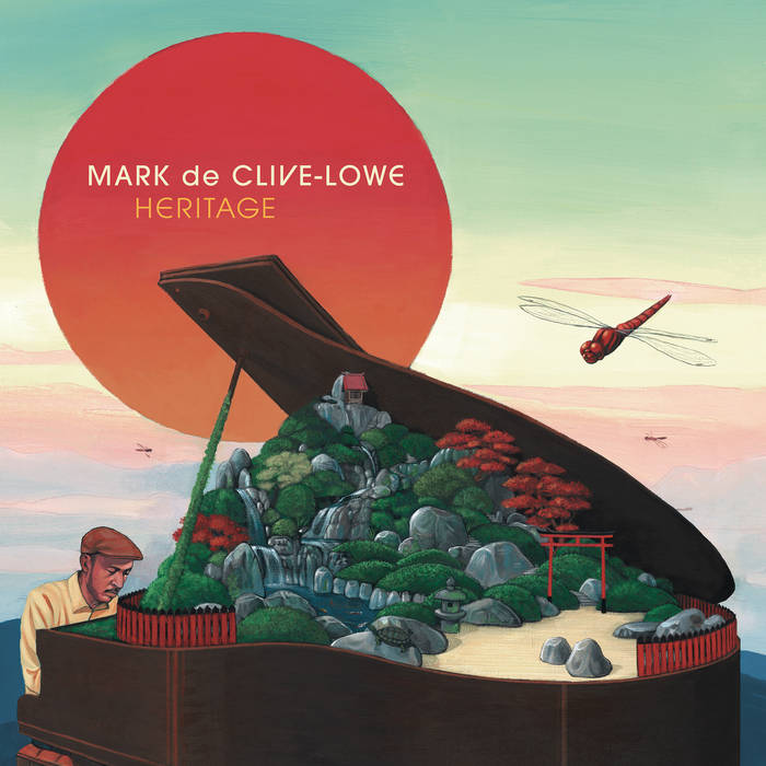 MARK DE CLIVE-LOWE - Heritage cover