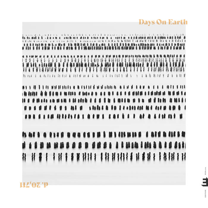 MARK LOCKHEART - Days On Earth cover