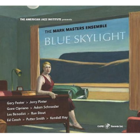 MARK MASTERS ENSEMBLE - Blue Skylight cover