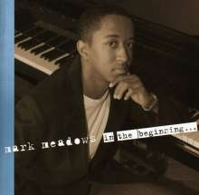 MARK MEADOWS (PIANO) - In The Beginning cover