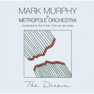 MARK MURPHY - The Dream cover