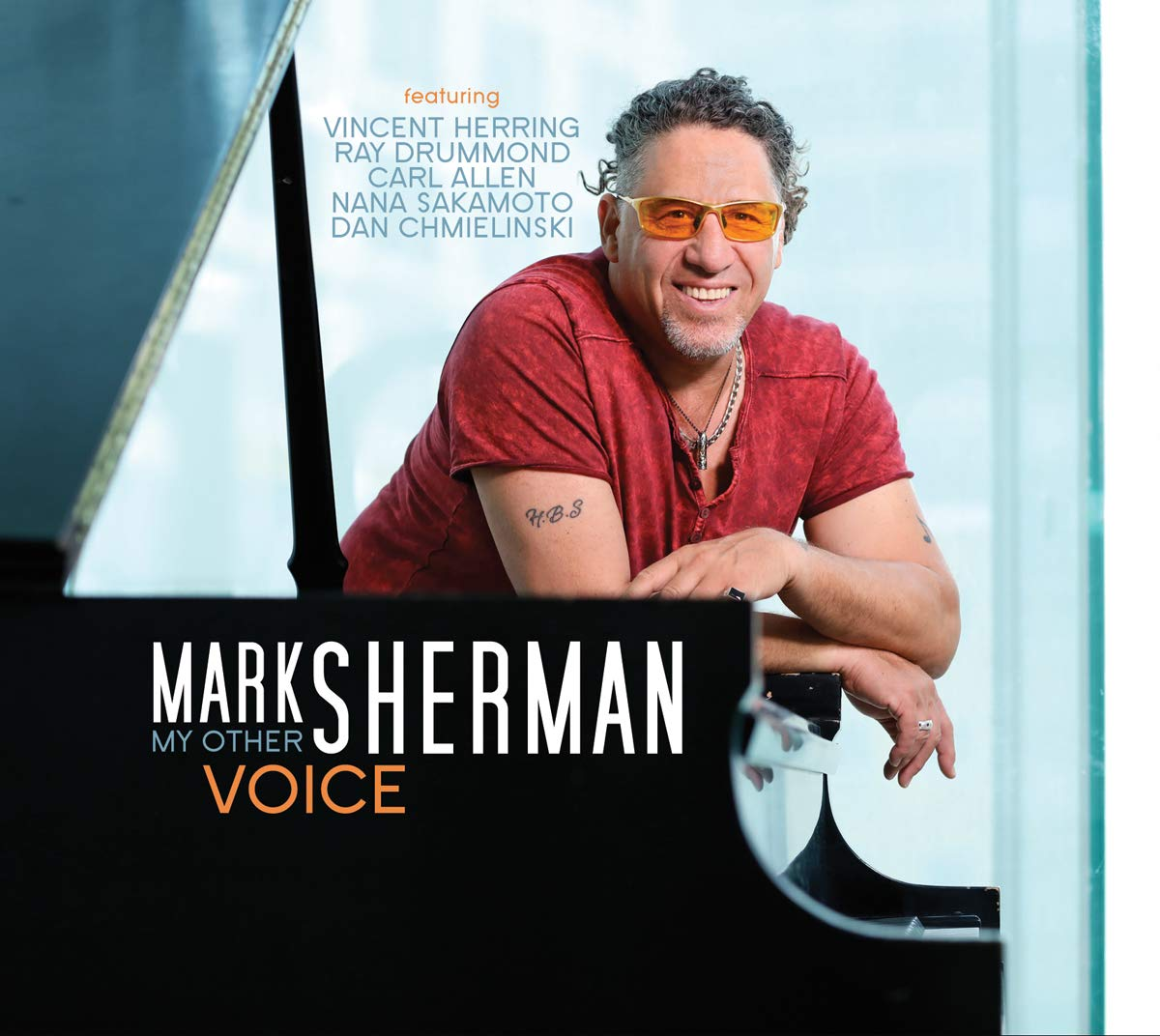 MARK SHERMAN - My Other Voice cover