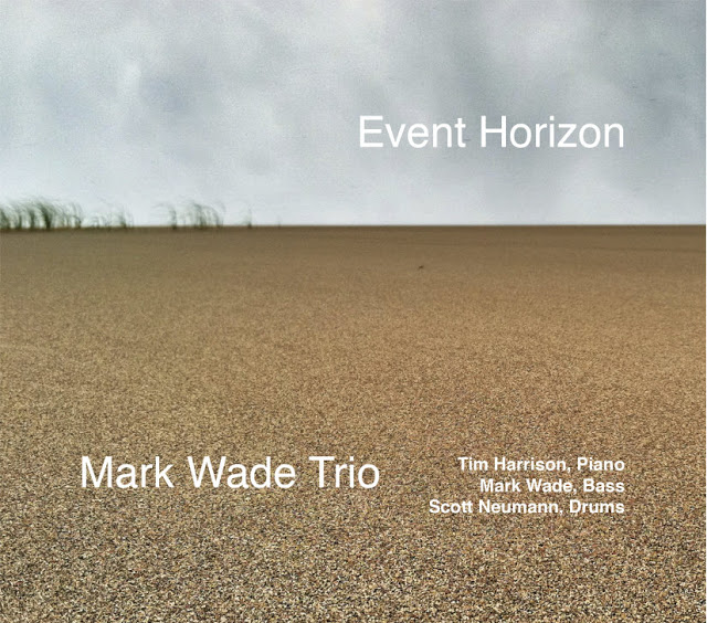 MARK WADE - Event Horizon cover