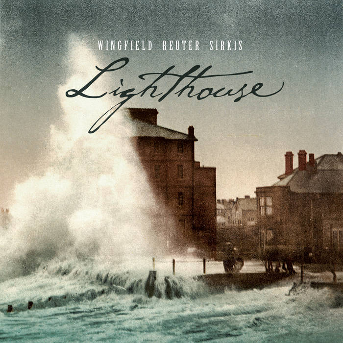 MARK WINGFIELD - Lighthouse cover
