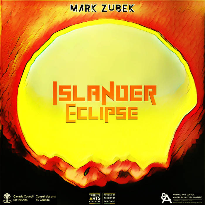 MARK ZUBEK - Islander Eclipse cover