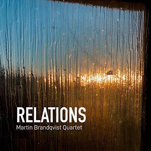 MARTIN BRANDQVIST - Relations cover
