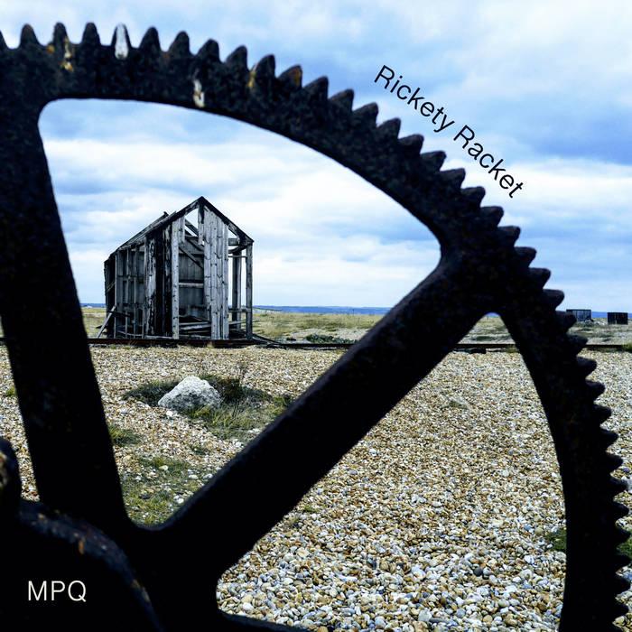 MARTIN PYNE - Martin Pyne Quartet : Rickety Racket cover