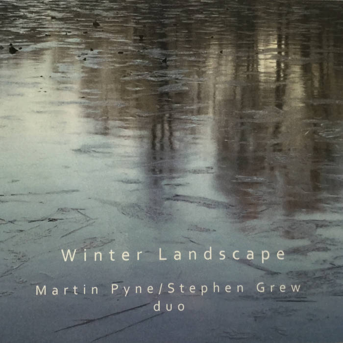 MARTIN PYNE - Martin Pyne / Stephen Grew duo : Winter Landscape cover