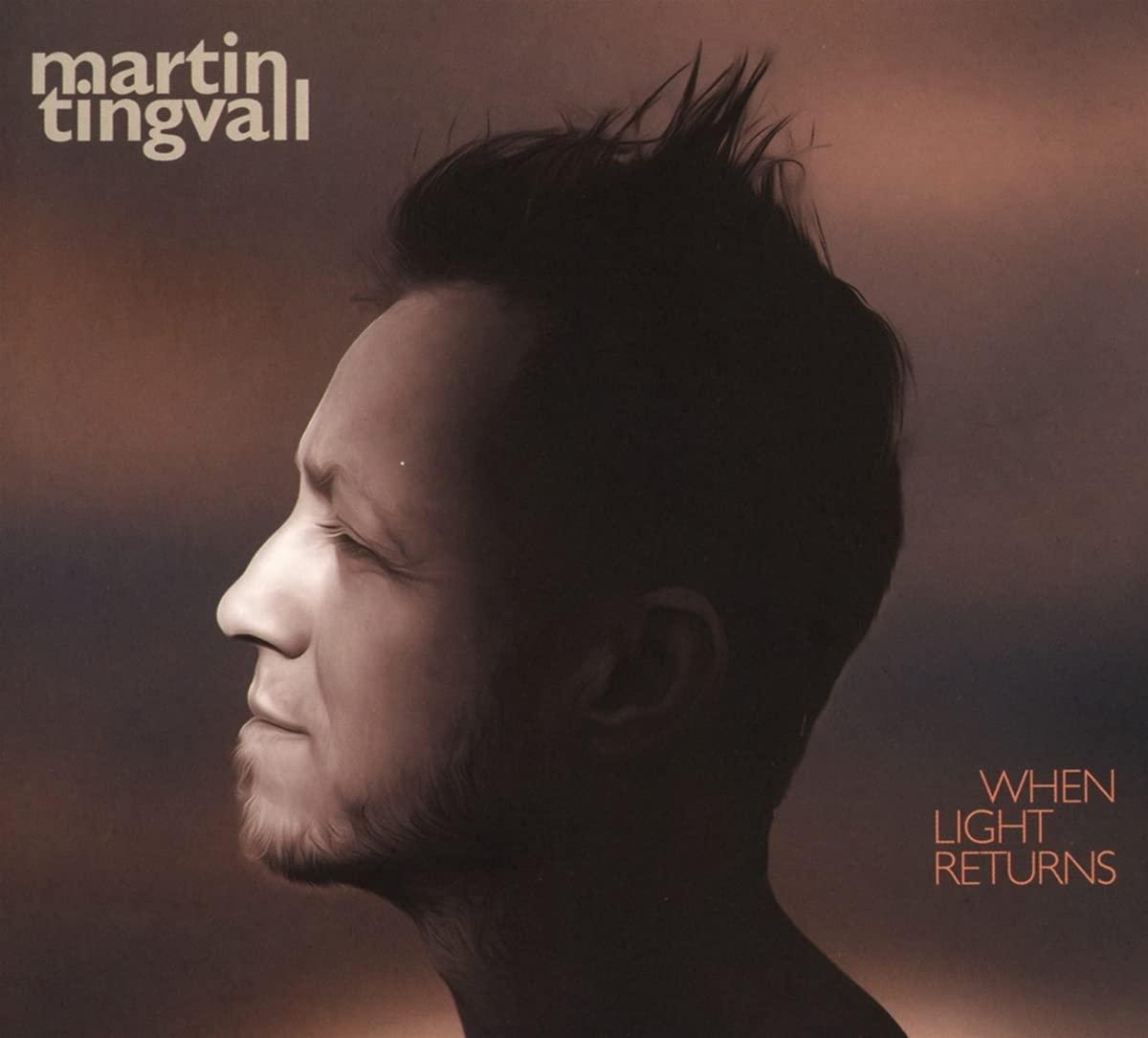 MARTIN TINGVALL - When Light Returns cover