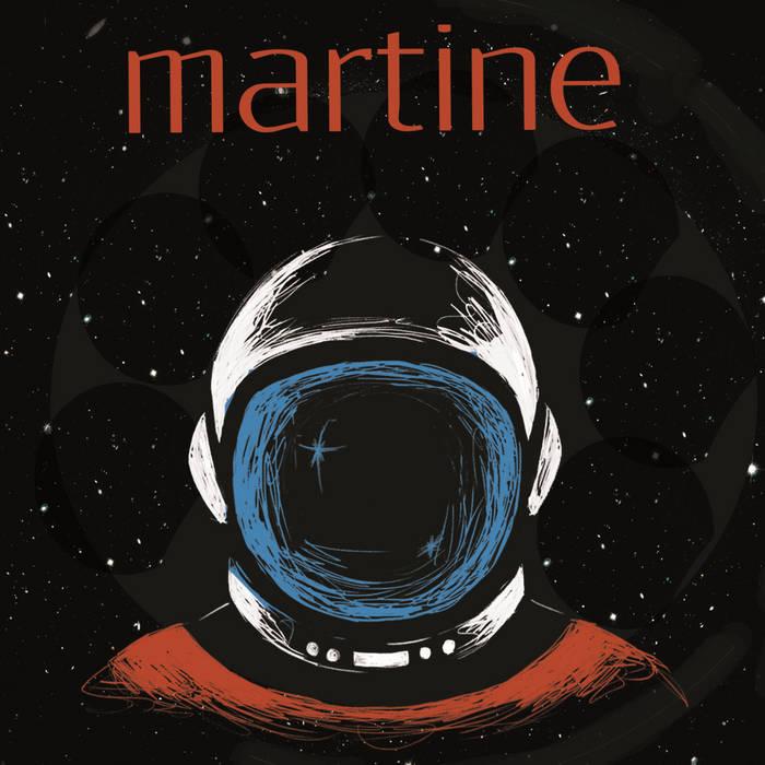 MARTINE - Martine cover