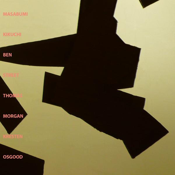 MASABUMI KIKUCHI - Masabumi Kikuchi / Ben Street / Thomas Morgan / Kresten Osgood cover