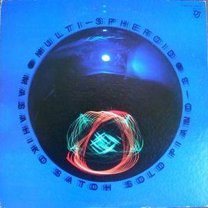 MASAHIKO SATOH - Multi-Spheroid Solo Piano 3 cover