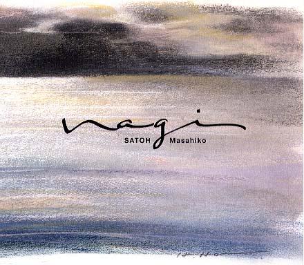MASAHIKO SATOH - Nagi cover