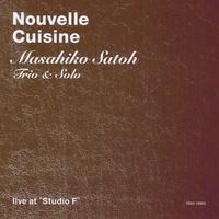 MASAHIKO SATOH - Nouvelle Cuisine live at