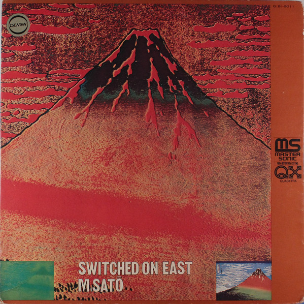 MASAHIKO SATOH - Switched on East-Electronic Japan cover