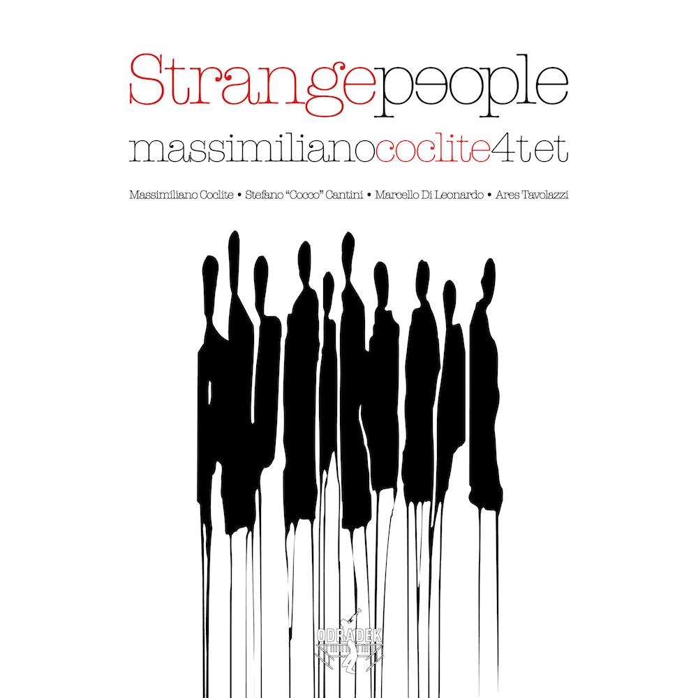 MASSIMILIANO COCLITE - Strange People cover