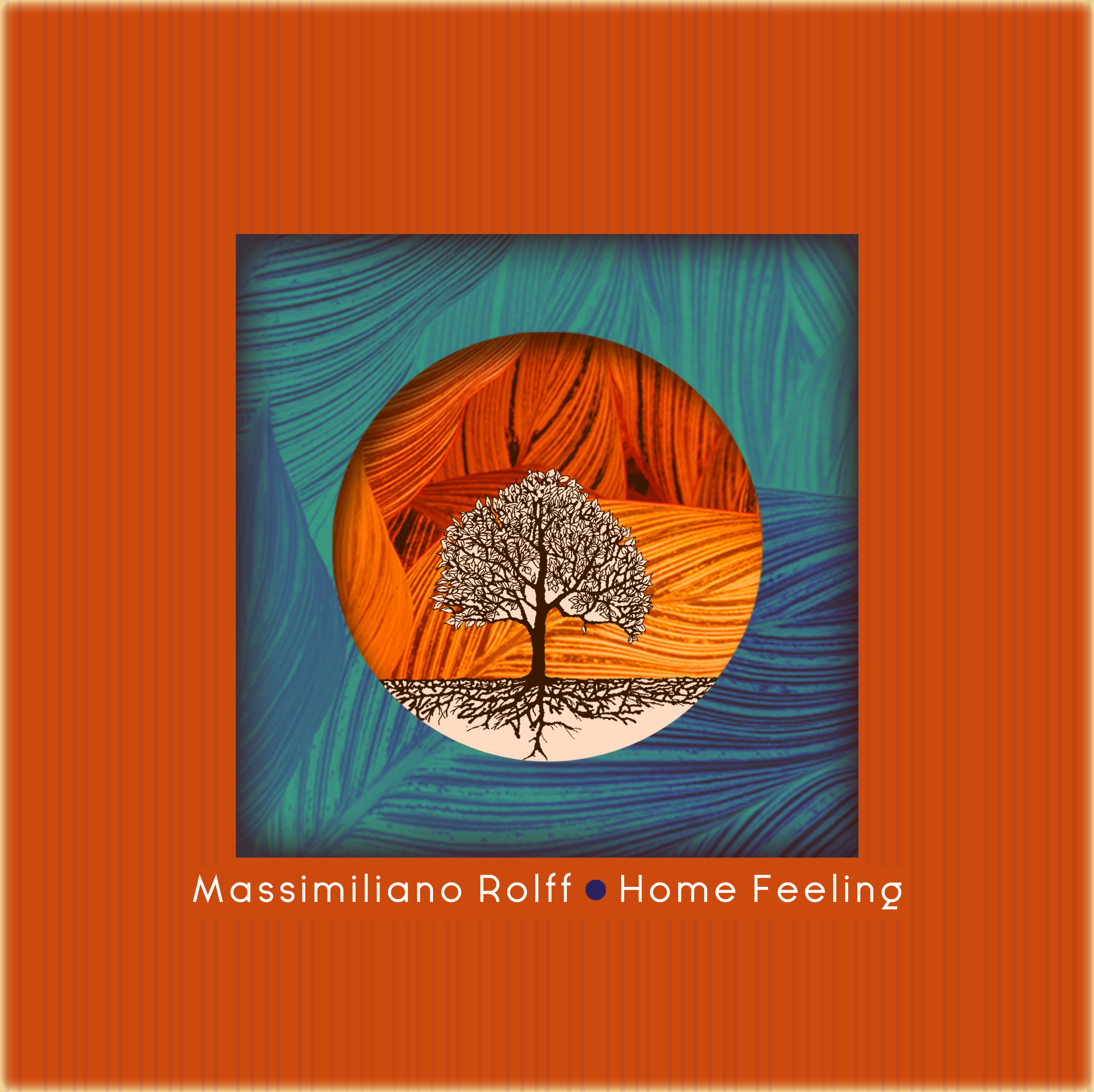 MASSIMILIANO ROLFF - Home Feeling cover