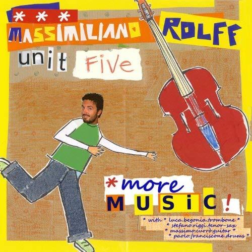 MASSIMILIANO ROLFF - More Music cover