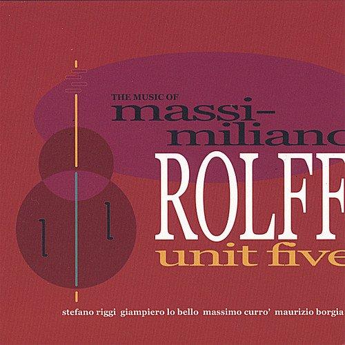 MASSIMILIANO ROLFF - Unit Five cover