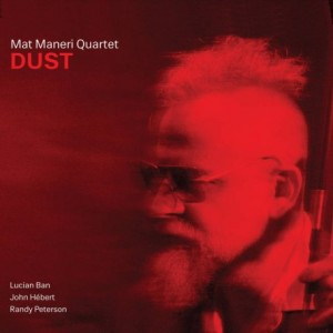MAT MANERI - Mat Maneri Quartet : Dust cover