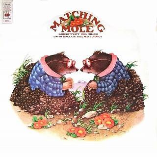 MATCHING MOLE - Matching Mole cover