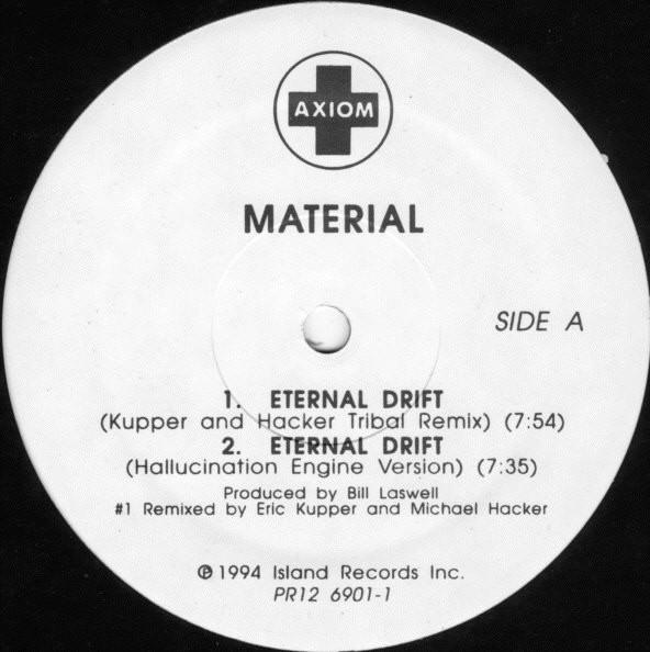 MATERIAL - Eternal Drift cover