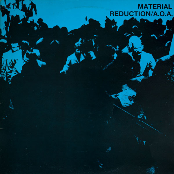 MATERIAL - Reduction / A.O.A. cover