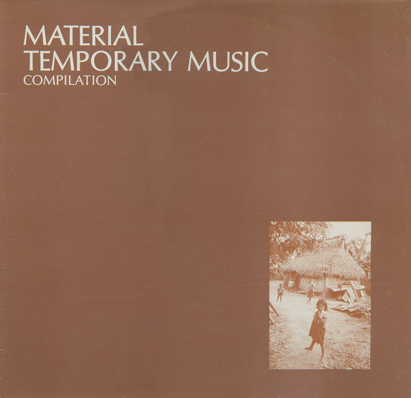 MATERIAL - Temporary Music Compilation cover