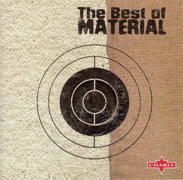 MATERIAL - The Best Of cover