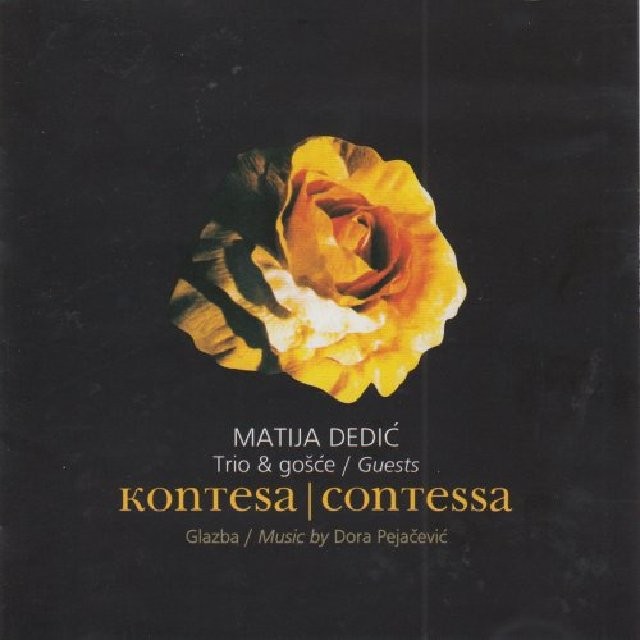 MATIJA DEDIĆ - Matija Dedic Trio : Kontesa cover