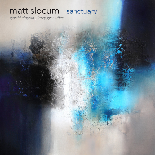 MATT SLOCUM - Sanctuary cover