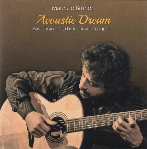 MAURIZIO BRUNOD - Acoustic Dream cover