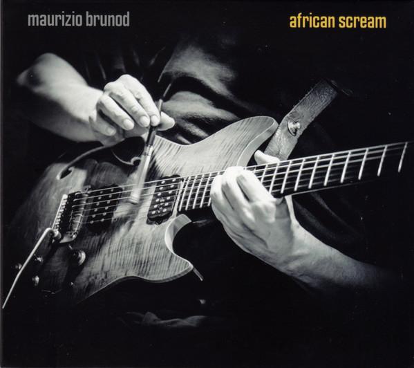 MAURIZIO BRUNOD - African Scream cover