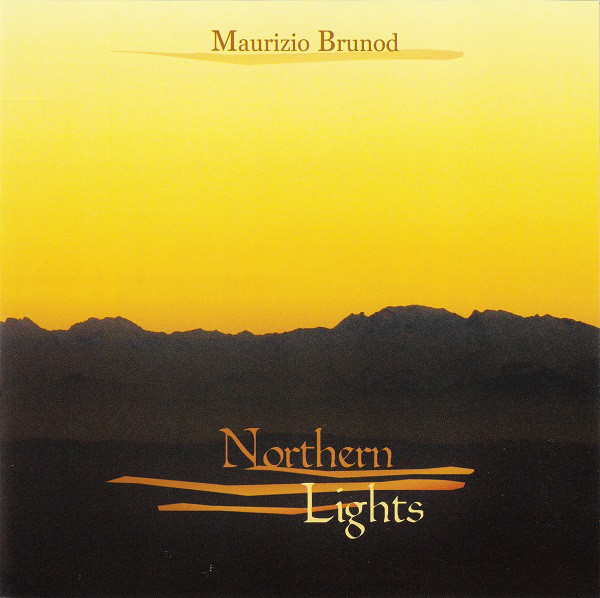 MAURIZIO BRUNOD - Northern Lights cover