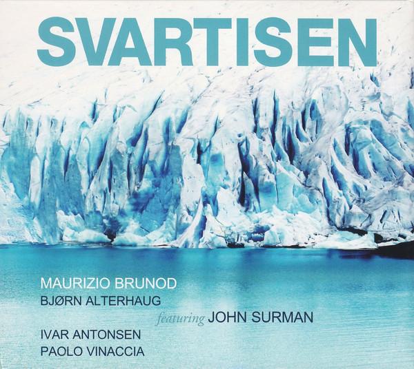 MAURIZIO BRUNOD - Svartisen cover