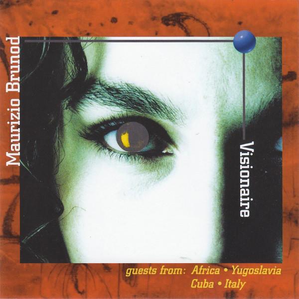 MAURIZIO BRUNOD - Visionaire cover