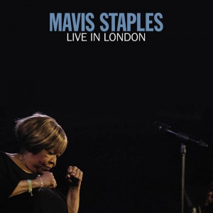 MAVIS STAPLES - Live in London cover
