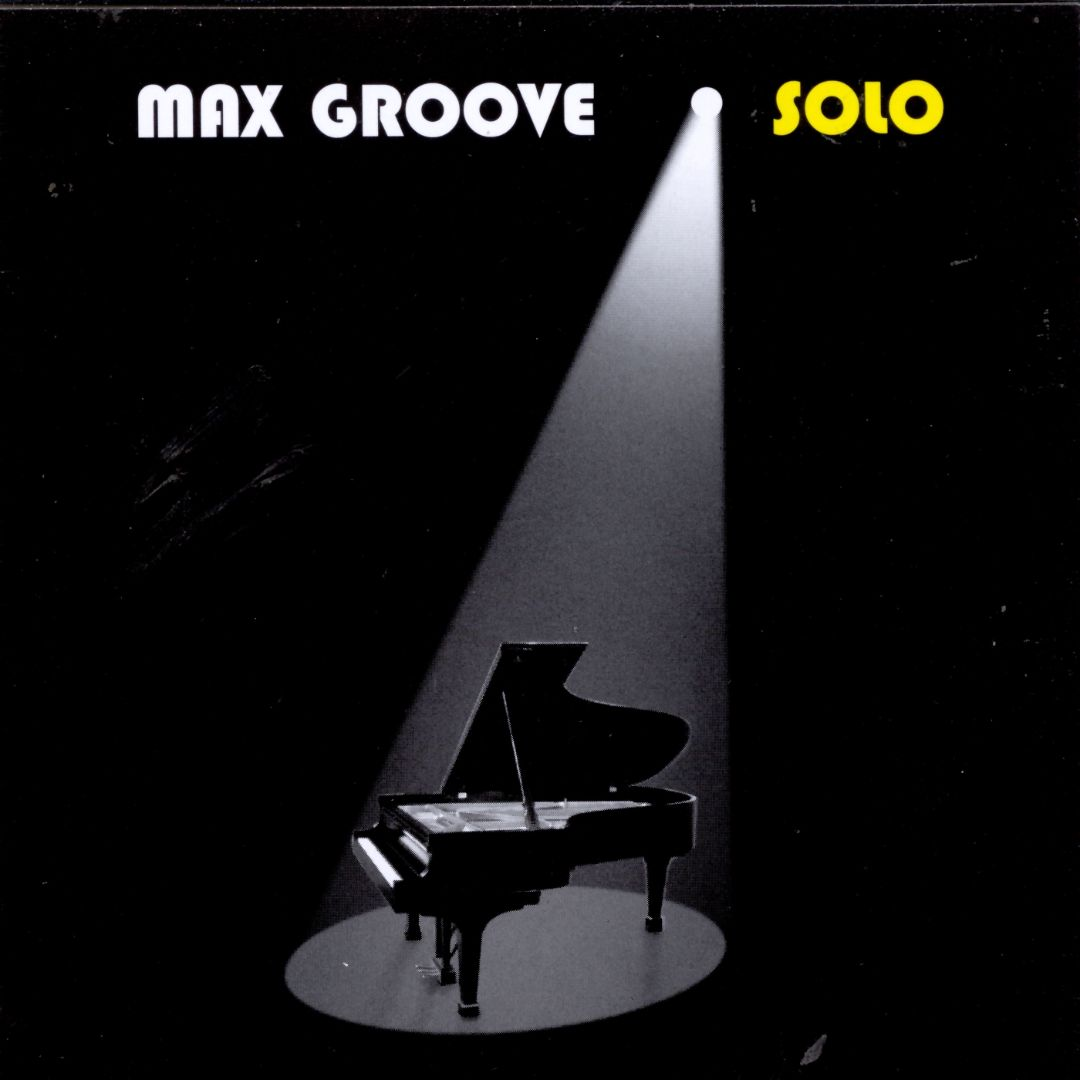 MAX GROOVE - Solo cover