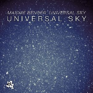 MAXIME BENDER - Universal Sky cover