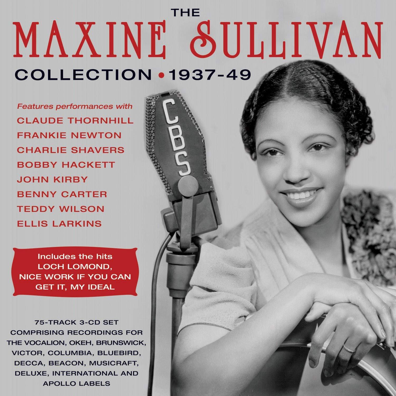 MAXINE SULLIVAN - Collection 1937-49 cover